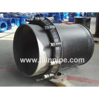 China Ductile iron pipe fittings, Self restrained lock for DI pipe. on sale