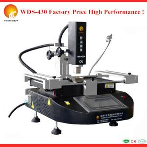 China bga machine WDS-430 for Hp,dell ,SAMSUNG,Apple laptop motherboard repair station on sale