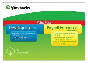 China Quickbooks Pro 2017 With Payroll Accounting System on sale