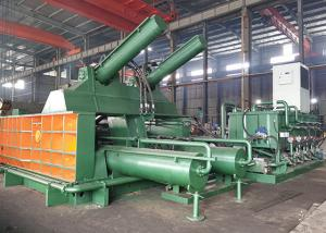 China Professional Melting Industry Iron Recycling Machine Long Service Life on sale