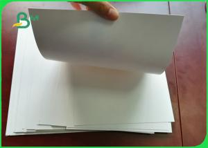 China 210g 230g 250g C1S One Side Coated White Board Paper For Cosmetics Boxes on sale