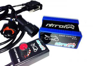 China ECU NitroData Chip Tuning Box Tools 15% Fuel Save For Motorbikers / Diesel Cars on sale