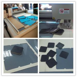 China Offset Printing Rubber Blanket Cutting Machine Table Plate Production Cutter on sale