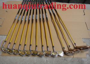 China New arrival top quality Golf clubs carbon rod metal rod golf clubs/sets wooden iron putter on sale