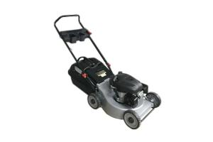 China 19 Inch Garden Lawn Mower With 139CC Petrol Engine Alloy Deck Lawnmower on sale