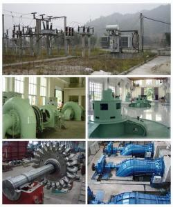 China Power Plant/Hydro Turbine on sale