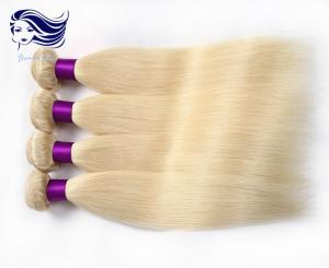 China Unprocessed Colored Human Hair Extensions , Colored Hair Weave supplier