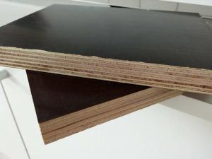China 15MM Melamine Glue Brown Film Faced Plywood for Construction on sale