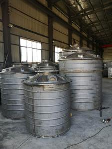 China Rotomolding Mould Water Storage Tank Making on sale