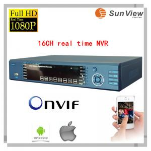 China SV-N1509 9CH 1080P HD ONVIF 2.0 network video recorder, NVR for IP camera on sale