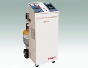 China Refrigerant Recovery And Recycling Machine on sale