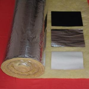 China Glass wool blanket used for heat insulation on sale