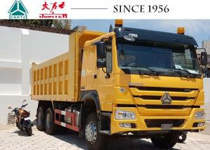 China Heavy Duty 6X4 HOWO Dump Truck 30 Tons With 420 Hp Enigne For Sale For Mine Site on sale