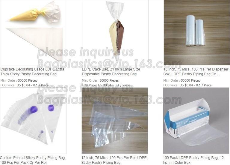 show original title Details about  /Kit Pastry Bag Par with 9 Spouts more 1 Pastry Bag