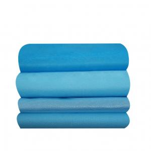 China Breathable Hygienic Non Woven Interlining Fabric Environmental Friendly on sale