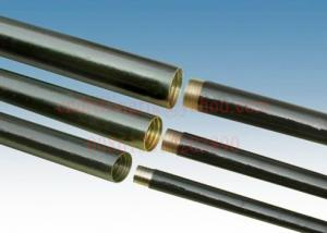 China Heat Treatment PWL PC Wireline Drill Rods 1.5m 3m 114.3mm / 101.6mm Drill Pipe on sale