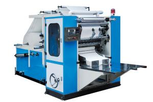 China Box Drawing Type Facial Tissue Paper Machine on sale