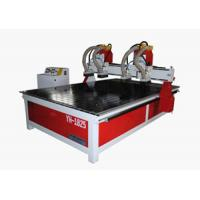 China CNC Round Wood Carving Machine TJ-1212A-2X on sale