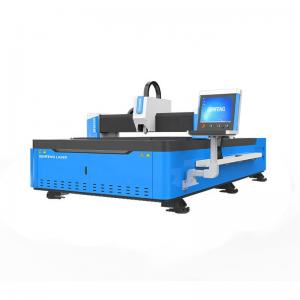 China Fiber laser cutting machine sheet metal for aluminium stainless steel SF3015G on sale