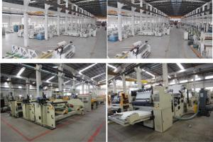 China CJ190-A-2050 V fold facial tissue paper machine, automatic tissue paper machine on sale