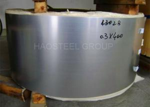 China Customized 316 316L Stainless Steel Coil 2B BA SB HL 8K Polished on sale