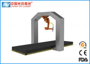 China OV 3DR-1000 Steel Pipe Laser Cutting Machine with Robot Arm on sale