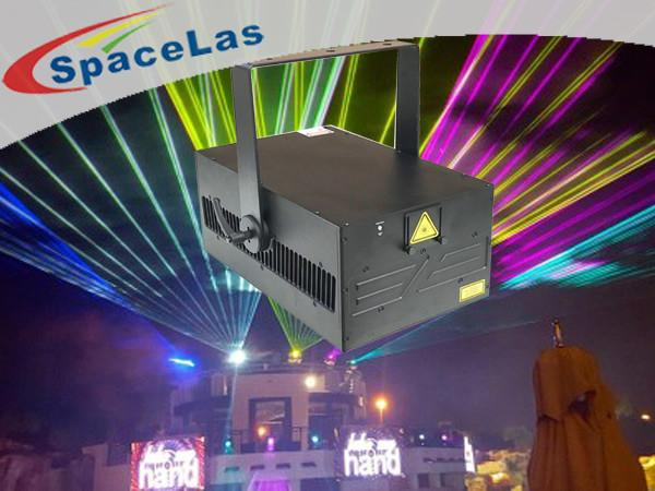 15 Watt Full Color Show Laser Projector