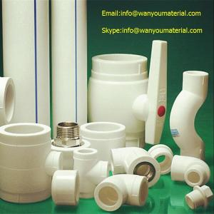 China Sell Plastic Water Tube and Pipe Fitting Made in China info@wanyoumaterial.com on sale