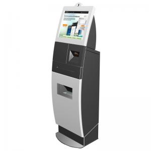 China Bank Loby Multi function Internet Account information access, Bill Payment Kiosk / Kiosks on sale