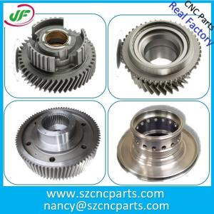 China Polish, Heat Treatment, Nickel, Zinc, Tin, Silver, Chrome Plating Plastic Machinery Parts on sale