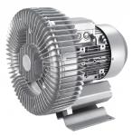 4kw To 4.6kw Single / Double Air Ring Blower 318 - 376 CBM/H