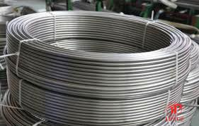 China ASTM A269 1/4 3/8 316L Stainless Steel Coil Tube on sale