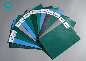 China Oil Resistant Anti Static Mat With Anti Skidding Surface RoHS Certificated on sale