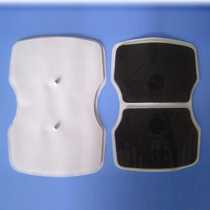 China square self adhesive conductive Belt electrode,EMS electrodes gel,medical pads on sale
