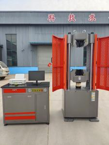 China Hydraulic 300KN 50mm/Min Universal Testing Machines Tensile Strength on sale