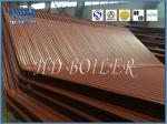 Carbon Steel Power Station Boiler Water Wall Panels For Waste Heat Recovery Boilers