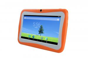 China Silicone Case 7in Tablet PC 4G LTE Quad Core 8GB Wifi Kid Proof on sale