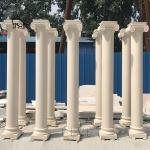 Marble Roman Column Garden Natural Stone Outdoor House Building Decorative