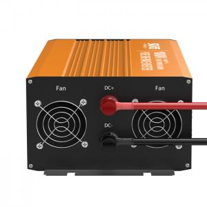 China USA Socket  FCC DC AC Solar Inverter For Car on sale