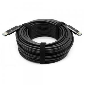 China 10 meters (33ft) USB 3.0 5G Active Optical Cables, USB AOC Male A to Male A Connectors on sale