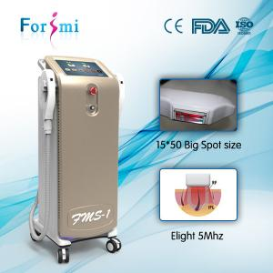 China shr opt ipl hair removal elight combine Multifunction beauty equipment for sale on sale