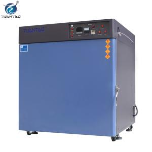 China PID Controlling Laboratory Vacuum Drying Machine , Stainless Steel Vacuum Chamber Oven on sale