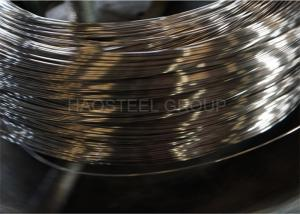 China Spring Stainless Steel Wire SUS/AISI/ASTM Bright Shiny Surface High Tensile Strength Long Service Life on sale
