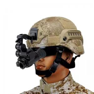 China NVG10 Helmet Mounted 25mm Digital Infrared Night Vision Night Vision Cctv Camera on sale