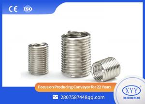 China Round 304 Stainless Steel Coil Wire Thread Inserts For Industry on sale