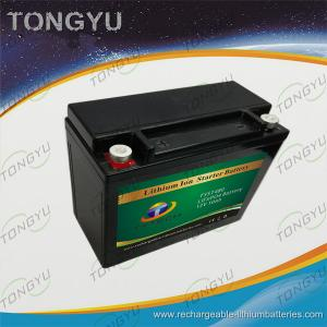 Starter battery manufacturer
