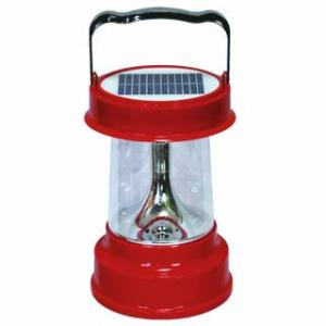China solar camping lantern with TD-805-28LED on sale