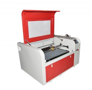 China Co2 Laser Engraving Cutting Machine 4060 ISO 9001 Certification on sale