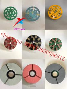China 200mm resin disc for polishing marble and granite,long life time and high gross degree on sale