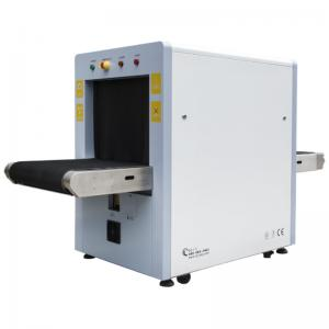 China 1KW Baggage X Ray Machine , Airport Scanning Equipment Subway Cargo Security Detector on sale